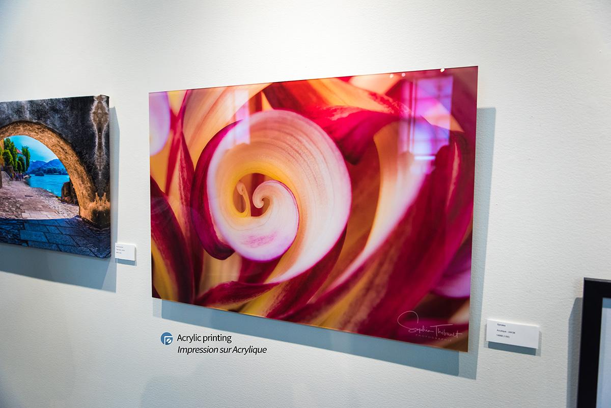 Acrylic Crystal Wall Decor: Custom Acrylic Prints