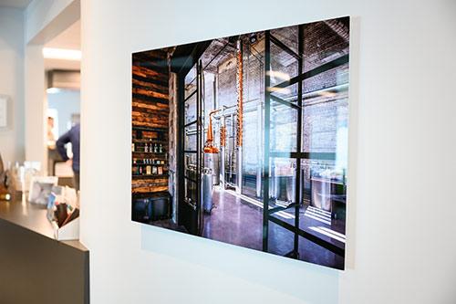 HD Metal Print ChromaLuxe