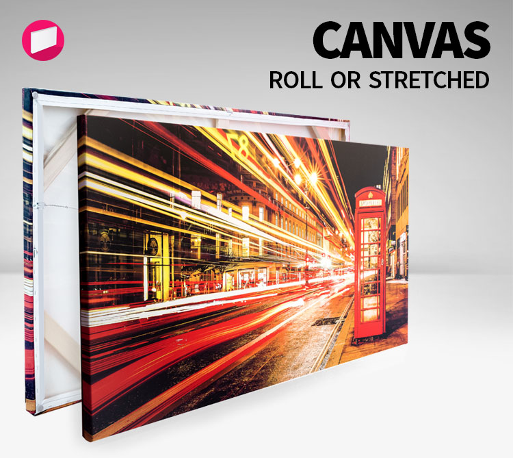 Canvas Printing