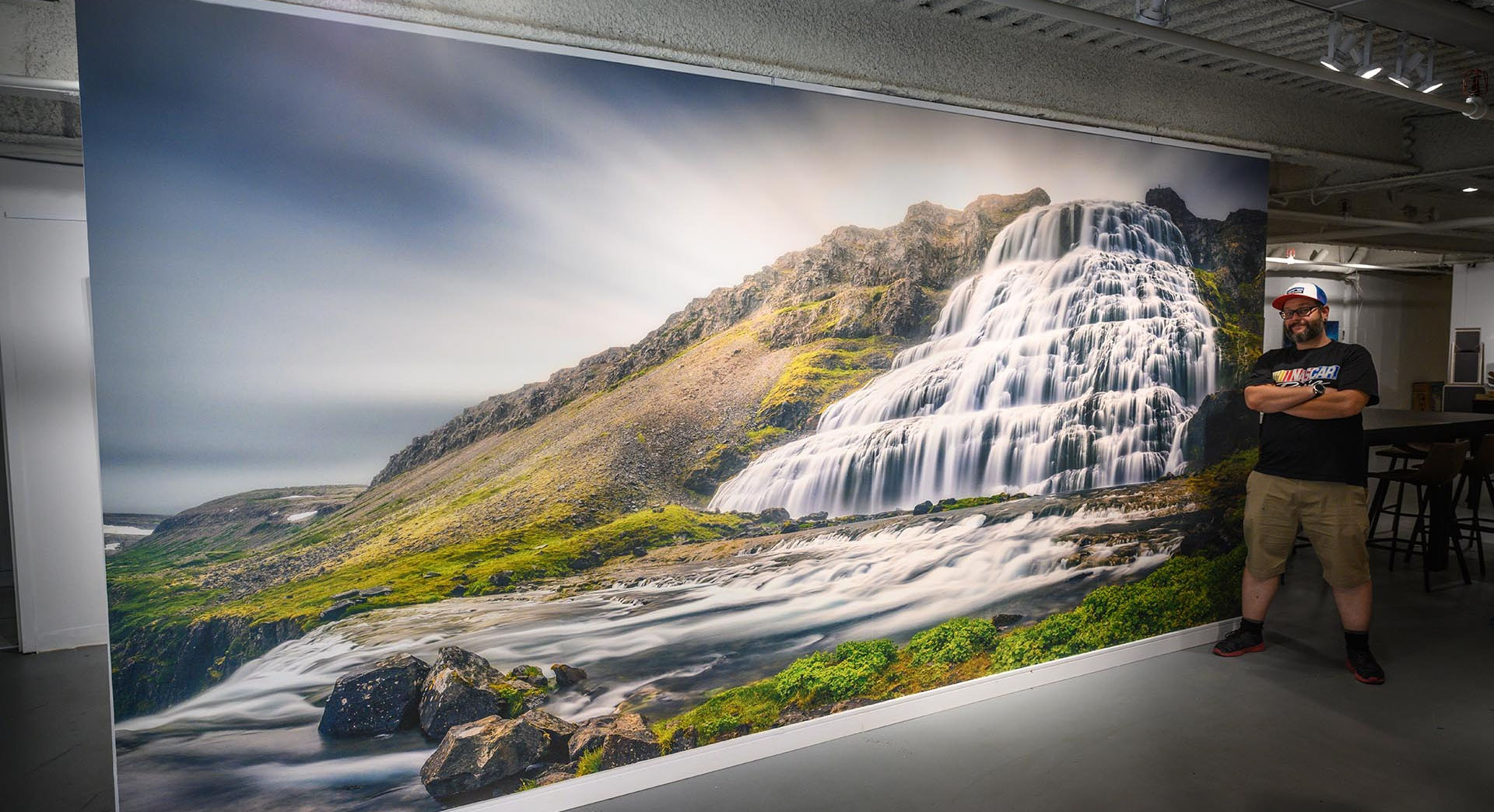 Wall Mural Printing Options and installation tips