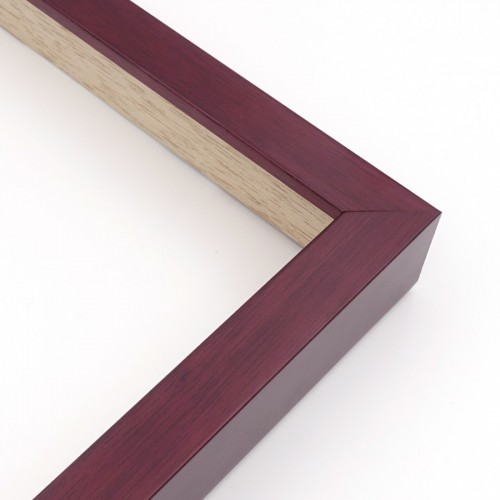 Rosewood Picture Frame - Canvas Decorating Frame