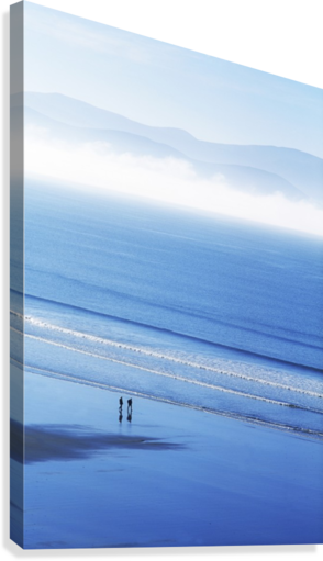 Inch Beach, Dingle Peninsula, County Kerry, Ireland  Canvas Print