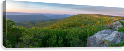 Dolly Sods at Sunrise apmi 1710  Canvas Print