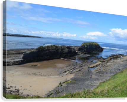 BUNDORAN, CO.DONEGAL  Canvas Print