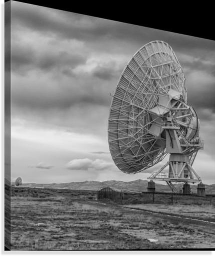 Very Large Array New Mexico  Canvas Print