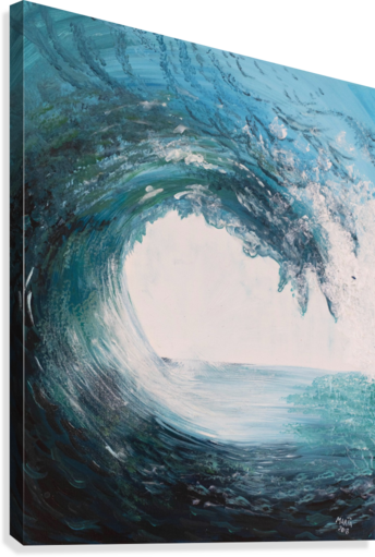 Collection WAVES-Swell  Impression sur toile