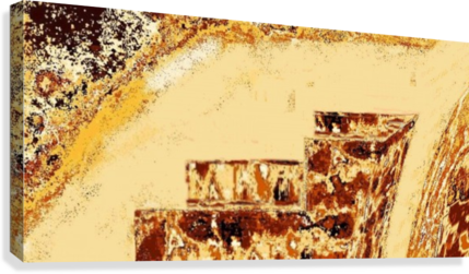 Easy_Garden  Canvas Print