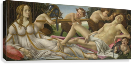 sandro botticelli venus and mars