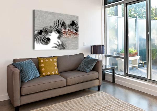 SUPPOSED EMOTION CARMEN FINE ART  Canvas Print