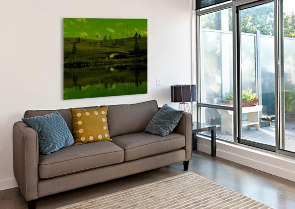 SOFN-E0070B84 JESSE SCHILLING  Canvas Print