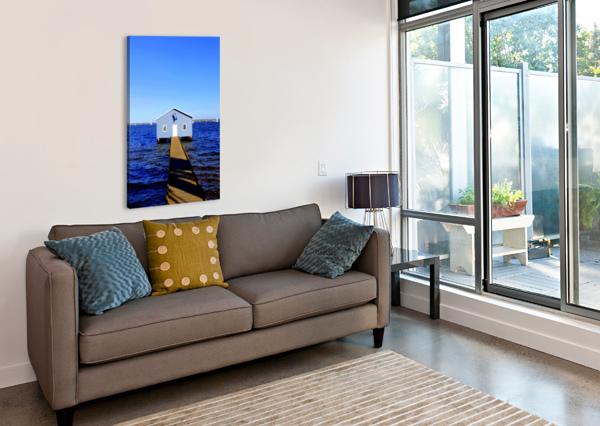 P E R T H - AUSTRALIA CALYSSAS ART & PHOTOGRAPHY  Canvas Print