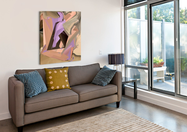 ART ONE AMPLY  Canvas Print