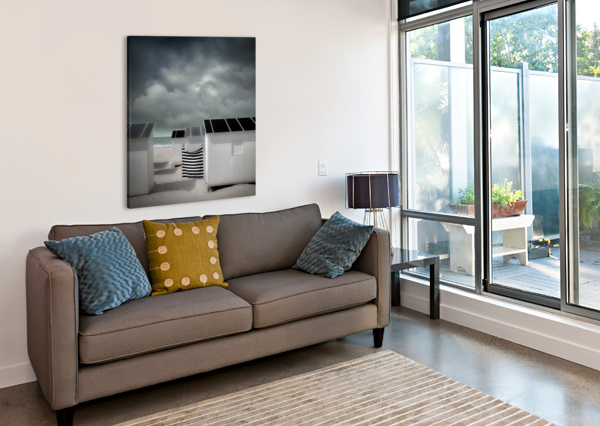 WAITING FOR SUMMER 1X  Canvas Print
