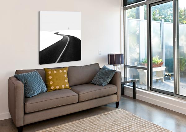 ROAD I 1X  Canvas Print