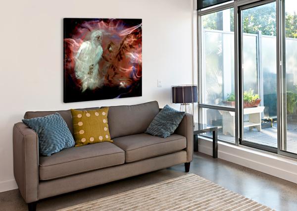 BENS ANGEL 10 DOROTHY BERRY-LOUND  Canvas Print