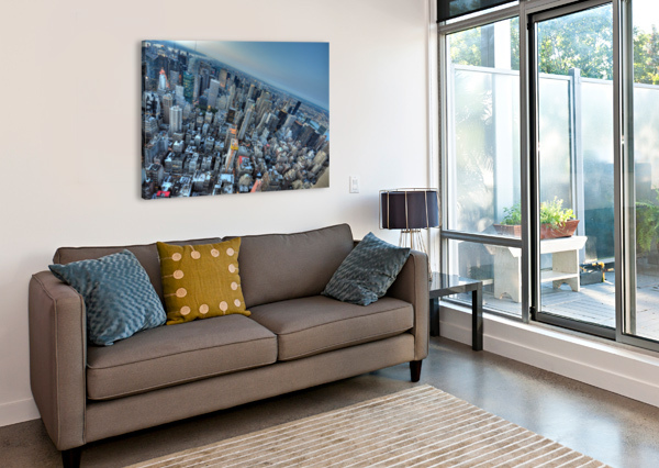 NEW YORK FABIEN DORMOY  Canvas Print