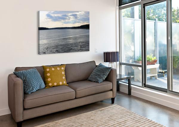 OCEANS WONDER BRIAN CAMILLERI PHOTOGRAPHY  Canvas Print