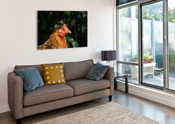 YOU TURKEY JAYDENERICBEAUDOIN  Canvas Print