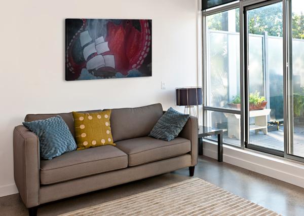 KIMG4116 CARRIE  Canvas Print