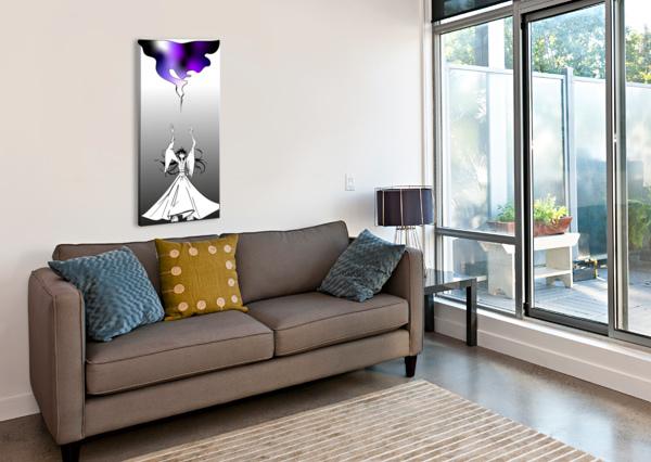 MAGIC CHINO20  Canvas Print
