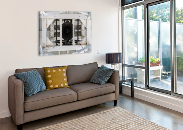 THE CHAPEL BELL UNIVERSITY OF GEORGIA   ATHENS GA 07094 @THEPHOTOURIST  Canvas Print