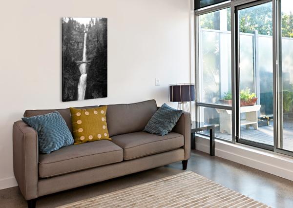 MULTNOMAH CHRIS STAHL PHOTOGRAPHY  Canvas Print