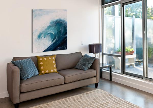COLLECTION WAVES-CURRENT HUBLOT DESIGN  Impression sur toile