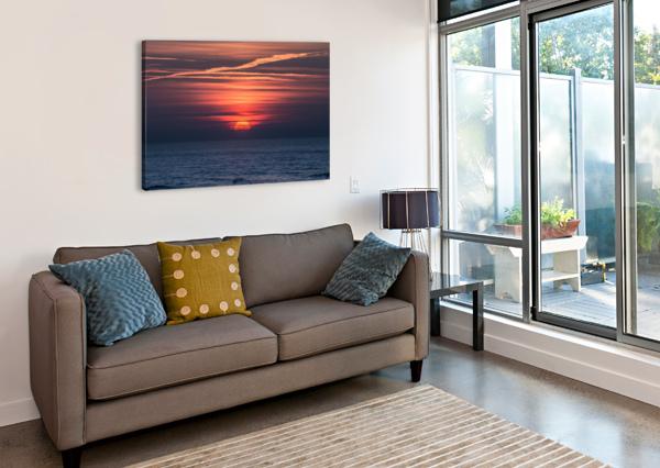 SEA LAMP MAREK PIWNICKI  Canvas Print