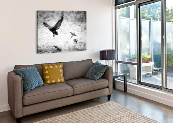 ADRIAANPRINSLOO 7140 ADRIAAN PRINSLOO  Canvas Print