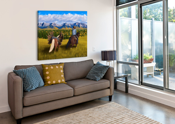 FD435180 7ED9 43CC 92C0 7D59D445D676 CHLOE DOWSON  Canvas Print