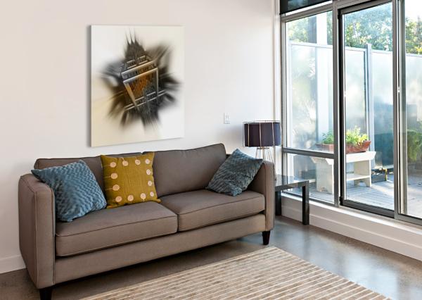COLOGNE CATHEDRAL DAGMAR MARINA  Canvas Print