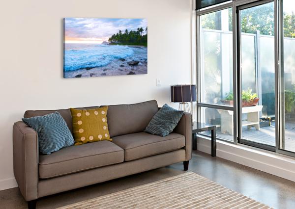 UNTAMED HAWAII 360 STUDIOS  Canvas Print