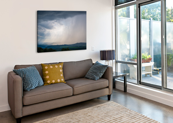 MOVING STORM AP 2903 ARTISTIC PHOTOGRAPHY  Canvas Print
