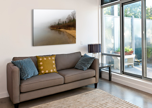 PROFILE LAKE AP 2192 ARTISTIC PHOTOGRAPHY  Canvas Print