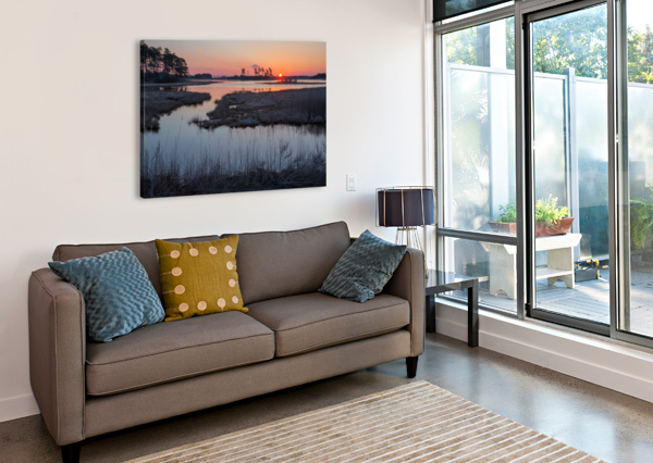 SUNRISE AP 2786 ARTISTIC PHOTOGRAPHY  Canvas Print