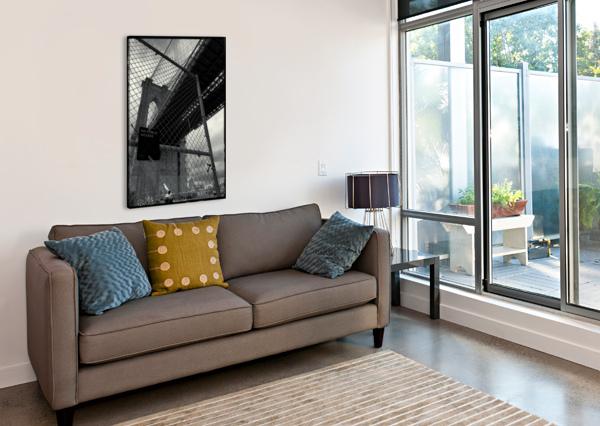 DO NOT ENTER ANDREA MANCUSO PHOTOGRAPHY  Canvas Print