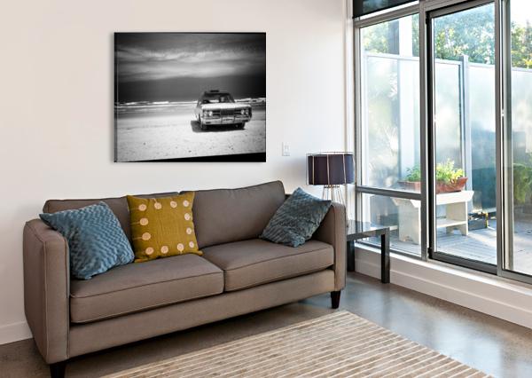 DAYTONA BEACH 2 CHRISTOPHER DORMOY  Impression sur toile