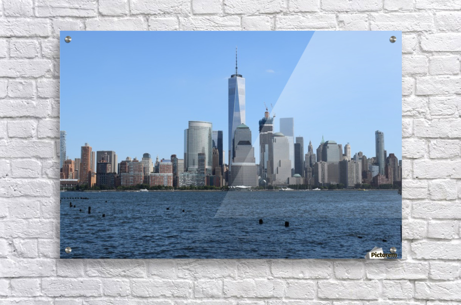 MANHATTAN, NEW YORK  Acrylic Print