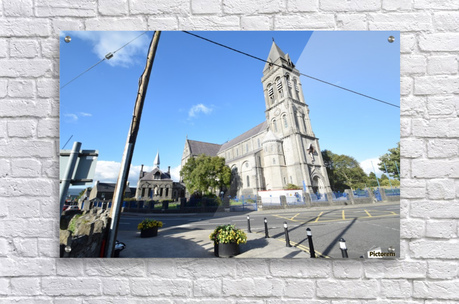 CATHEDRAL, SLIGO  Acrylic Print