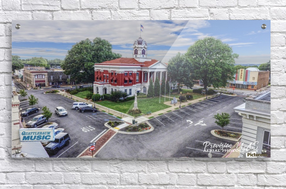 Searcy, AR | Courthouse  Acrylic Print