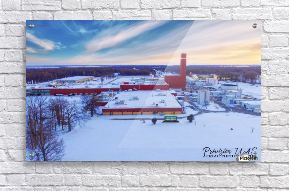 Lonoke, AR | Remington Winter  Acrylic Print