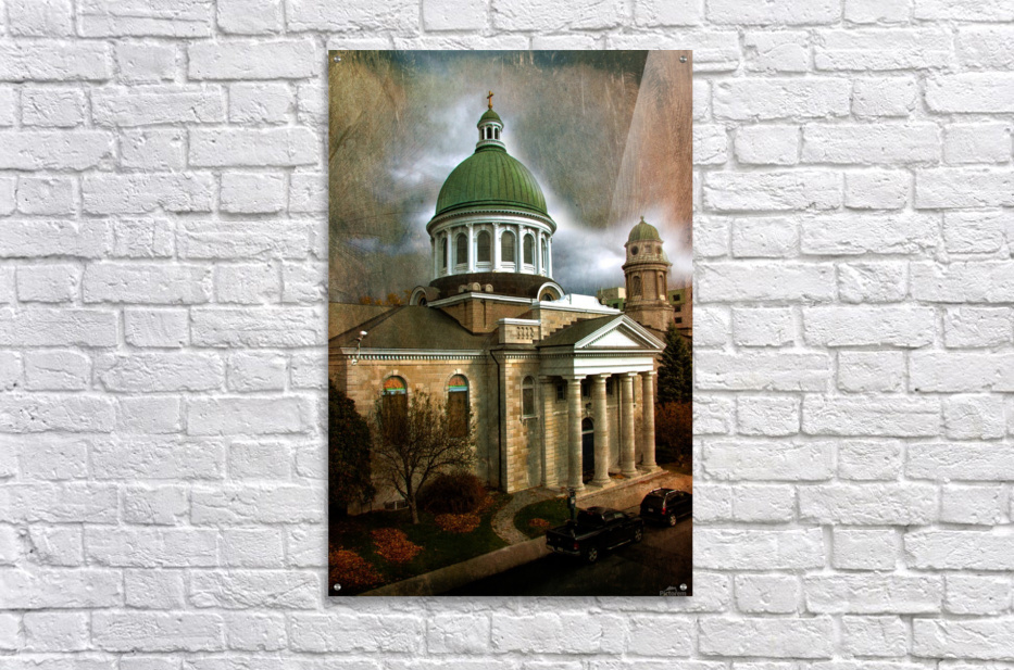 St Georges Cathedral  Acrylic Print