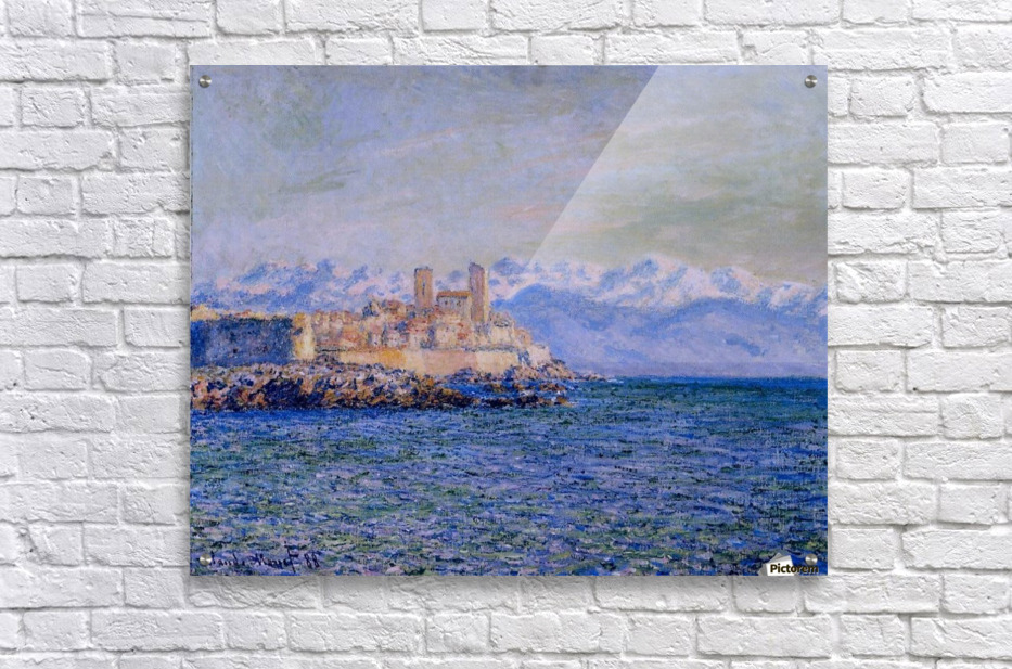 The Old Fort at Antibes  Acrylic Print