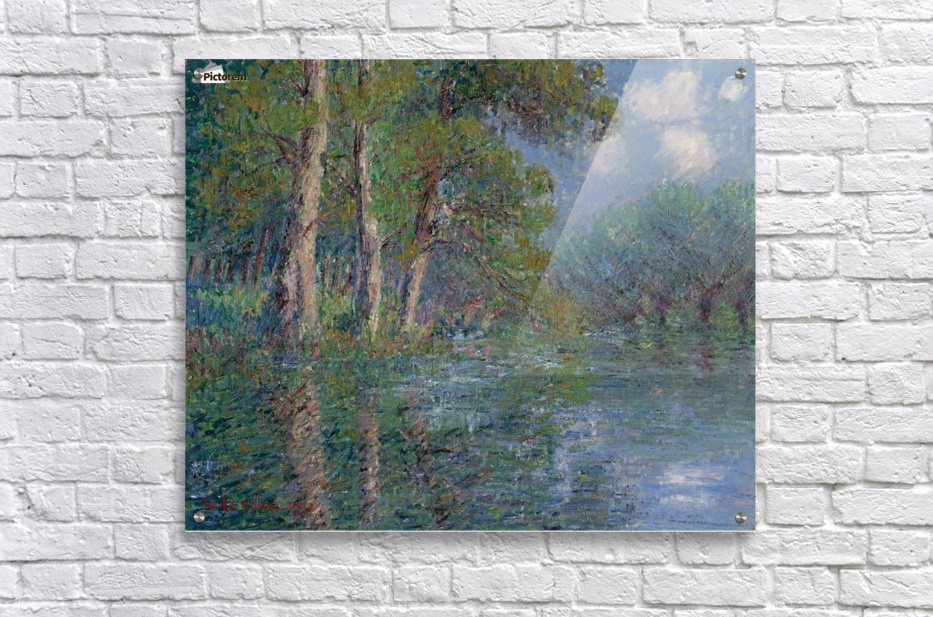 The Bend of the Eure  Acrylic Print