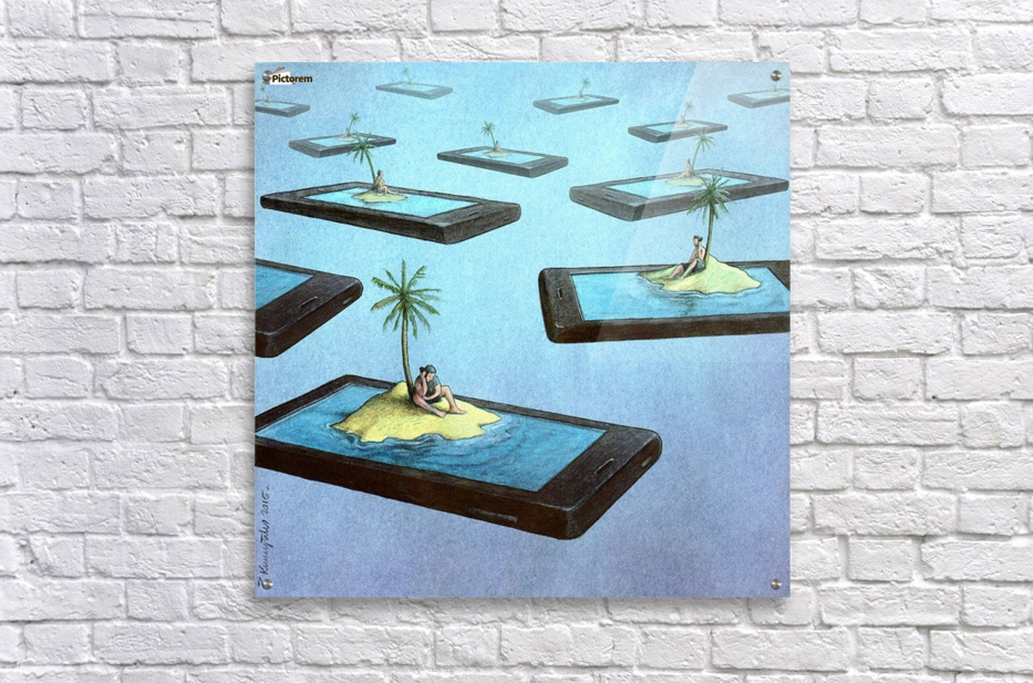 Islands Pawel Kuczynski Canvas