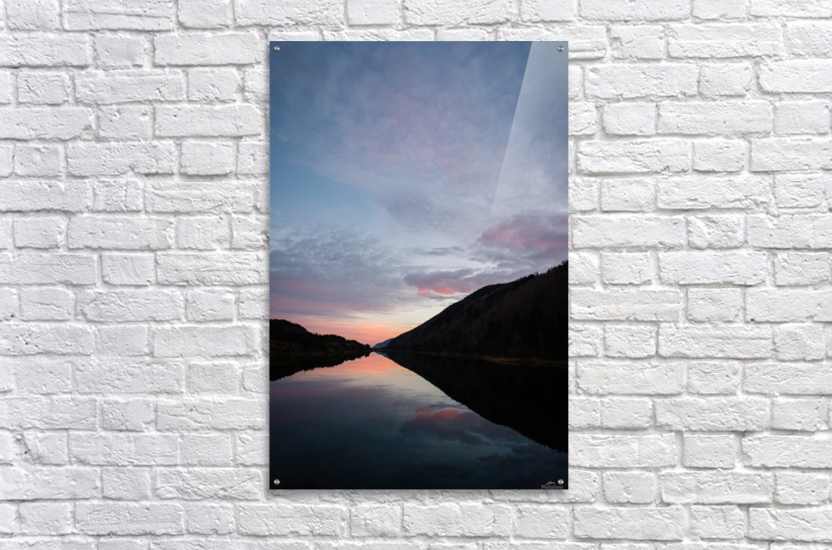 Blissful morning  Acrylic Print