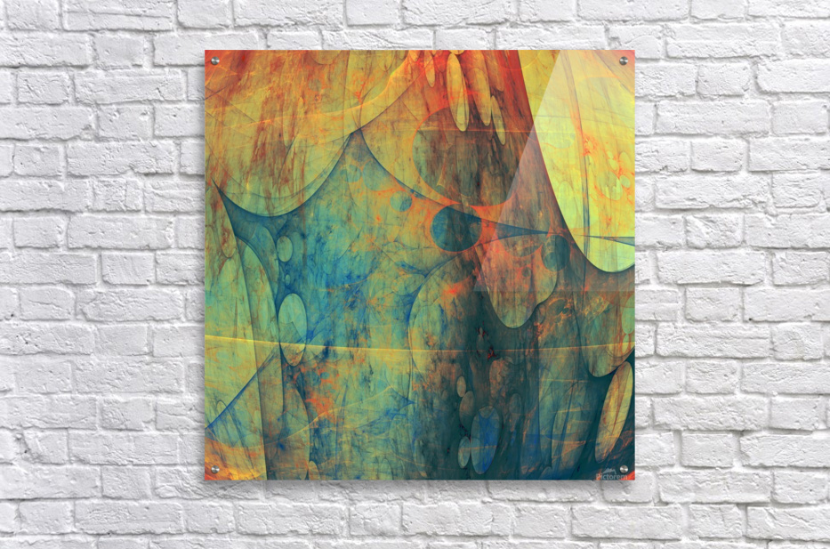 Abstract Composition 139  Acrylic Print