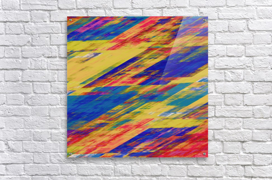 Abstract Composition 232  Acrylic Print