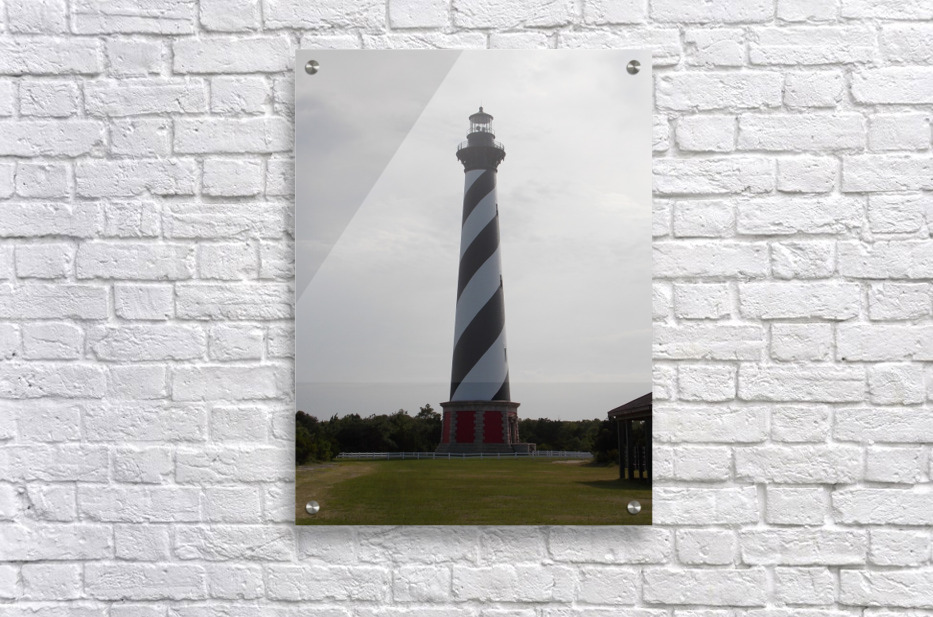 Cape Hatteras Lighthouse  Acrylic Print