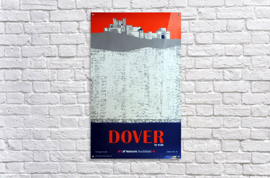 Dover by Train  Acrylic Print